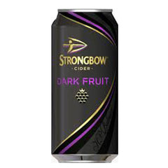 Strongbow Dark Fruit Cider - X24 Pack | Cider Delivery | Booze Up