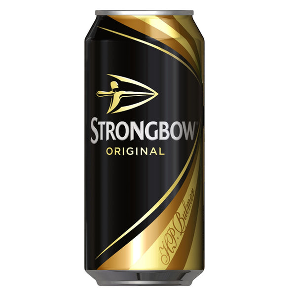 Strongbow Cider - X4 Pack
