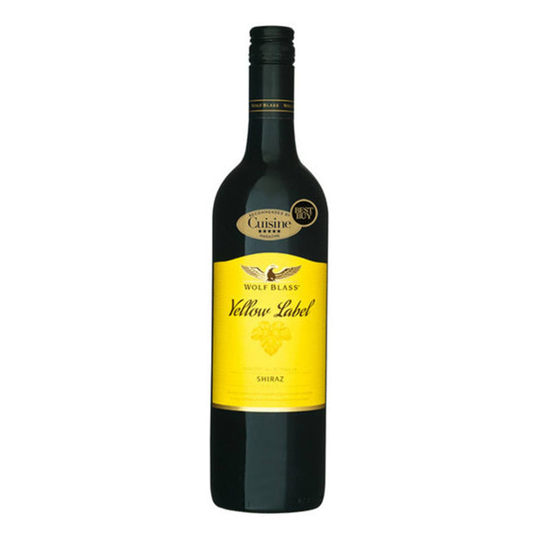 Wolf Blass Yellow Label Merlot Wine
