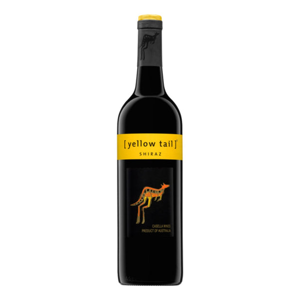 Yellow Tail Shiraz Wine