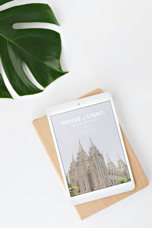 House of Light: Your Guide to the Temple