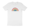 'I'll Walk With You' Rainbow Tee - Practically Perfect