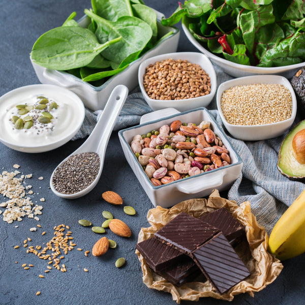 10 SIGNS YOU ARE MAGNESIUM DEFICIENT