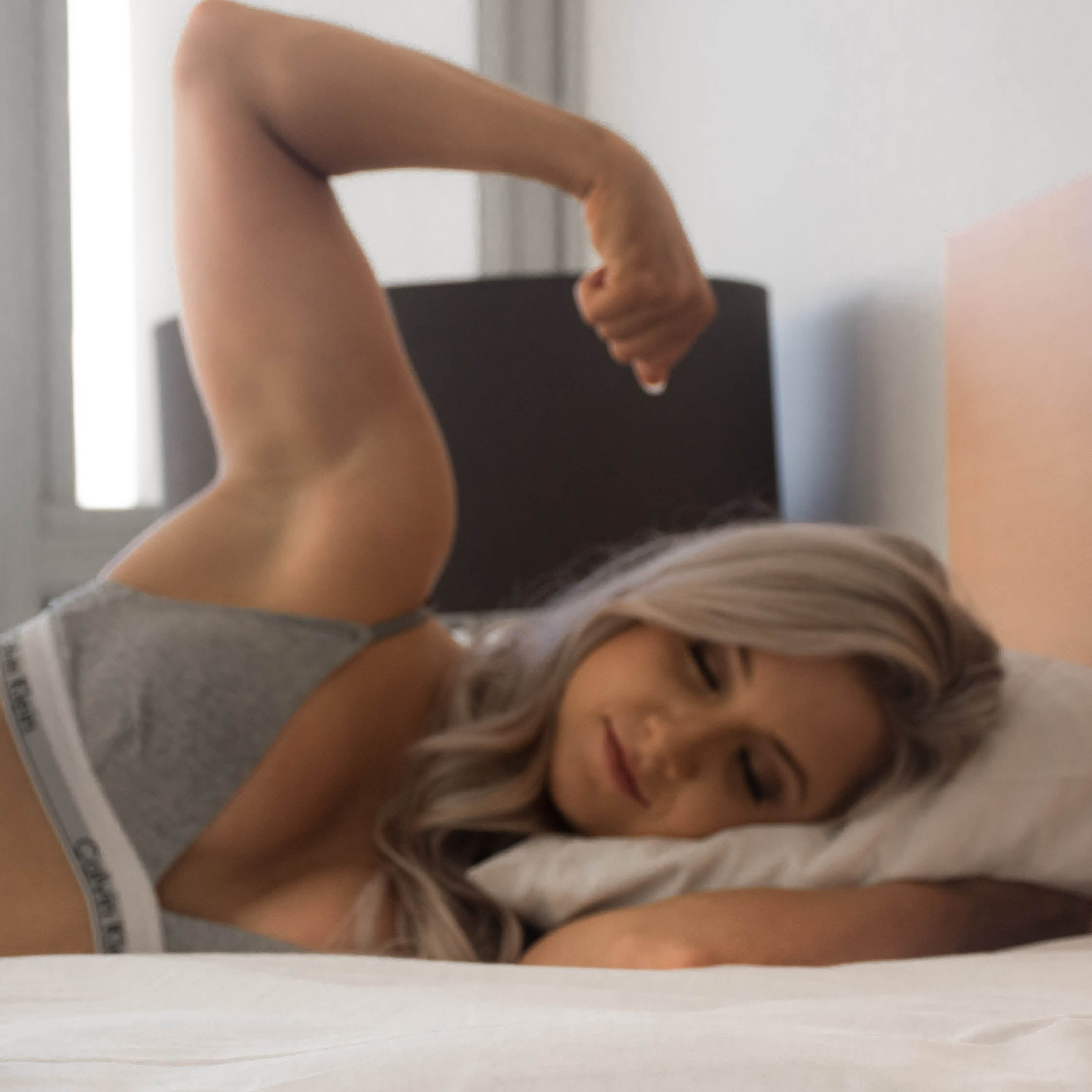 SLEEP: IT MAY HELP YOU BUILD MUSCLE AND BURN FAT