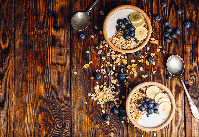 Cinnamon And Raisin Oats