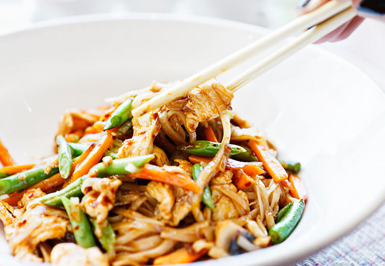 Honey Soy Chicken Stir-Fry