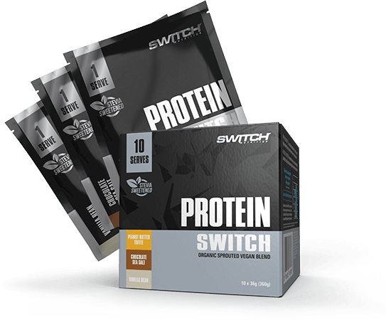 Switch Nutrition - Protein Switch