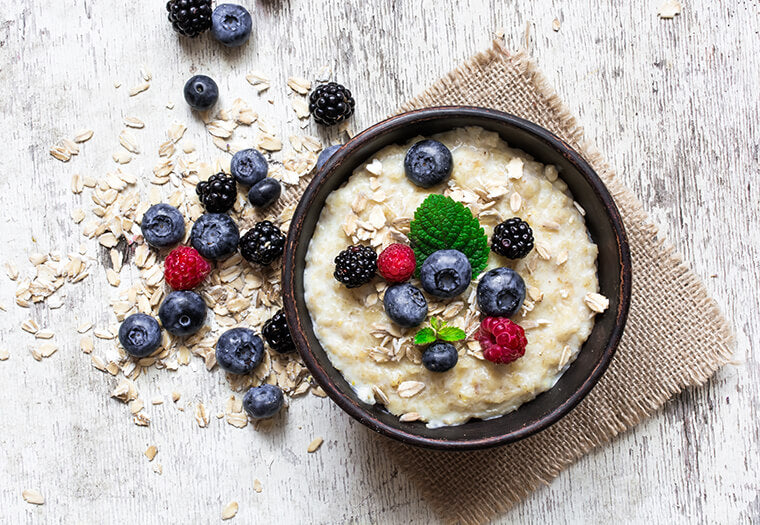 Quick And Easy Protein Oats