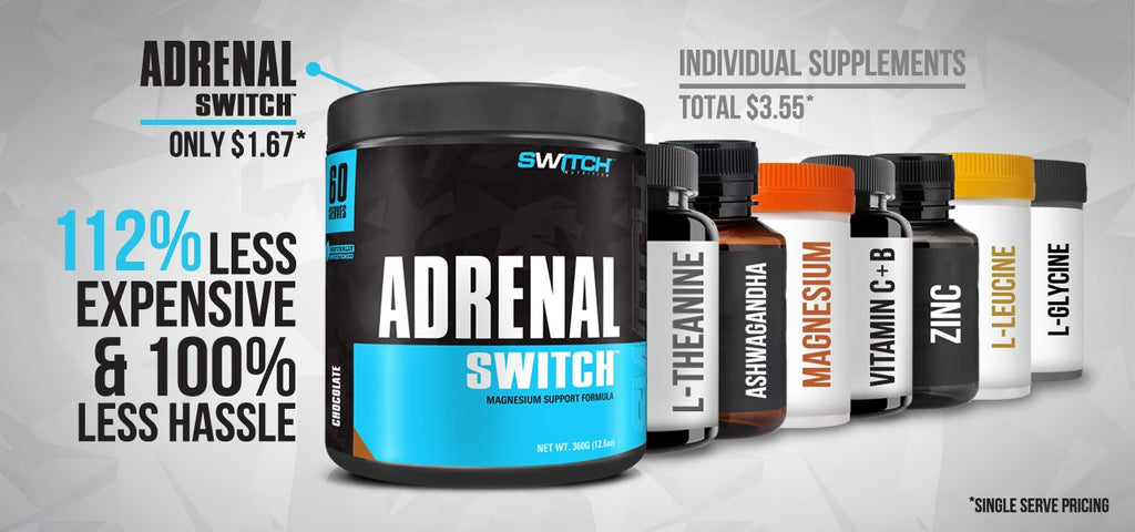 Adrenal Switch Benefits