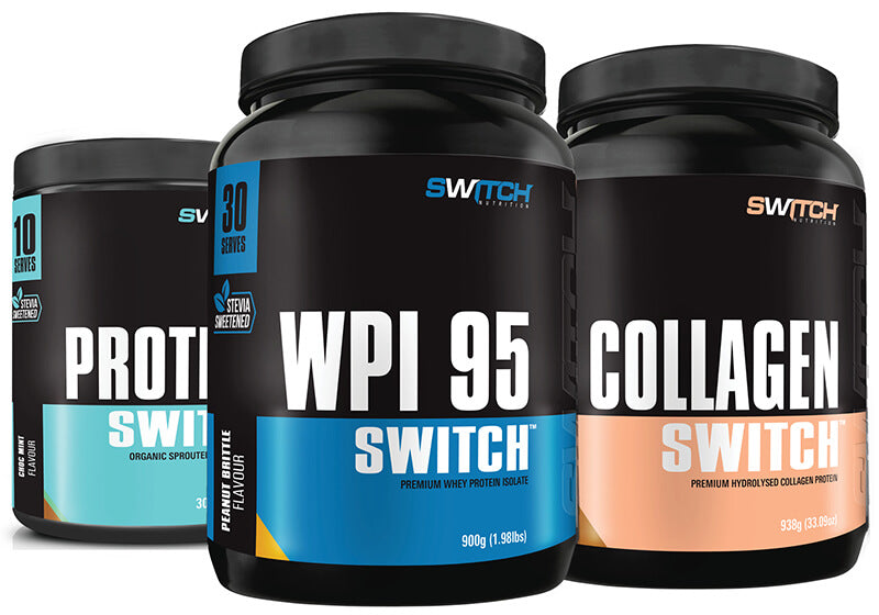 30 Day Money Back Switch Tubs