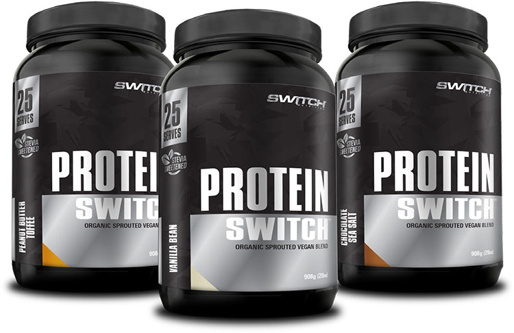 Protein Switch Tub