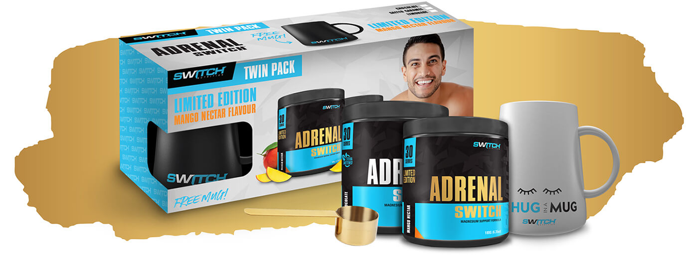 Adrenal Switch Twin Pack