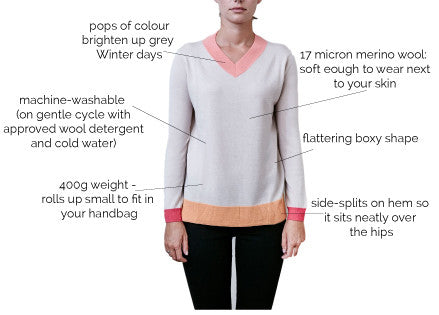 What's so Great About the Colour Block Jumper?