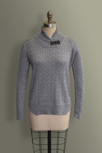 Shawl Collar Jumper - Grey