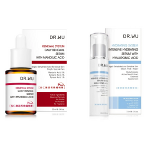 [Customer Review - Watsons] Dr Wu Renewal and Hydrating Serums