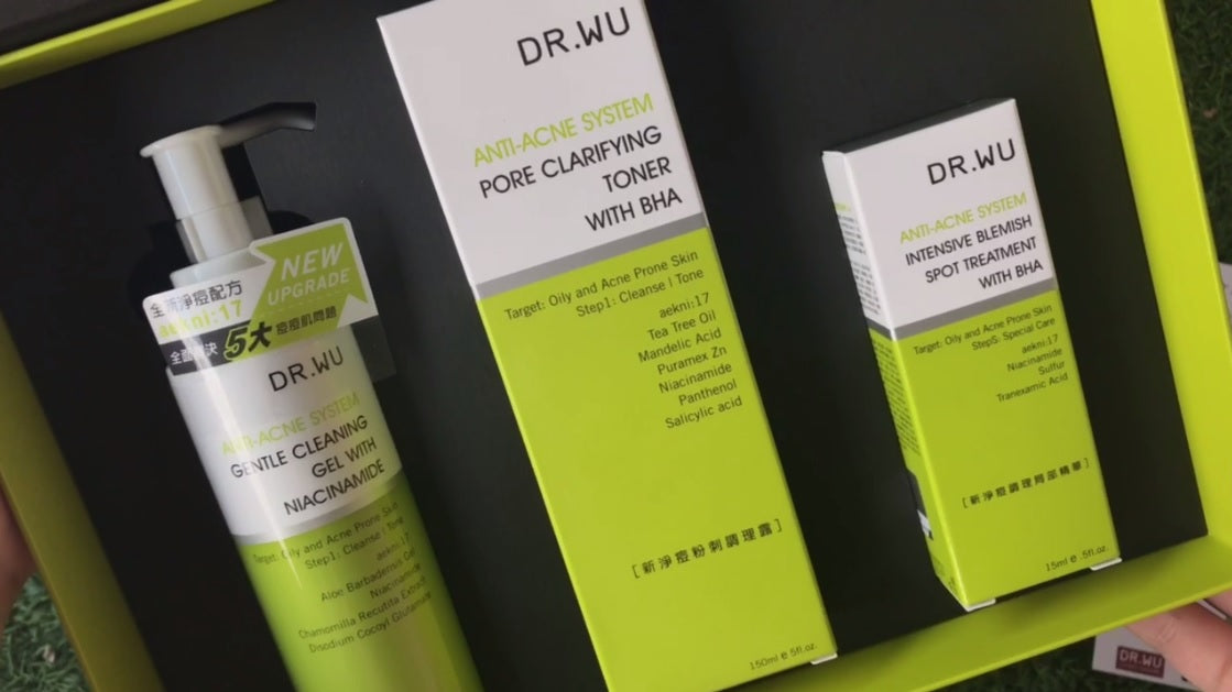 Ryanraroar Acnecur Anti Acne System Review