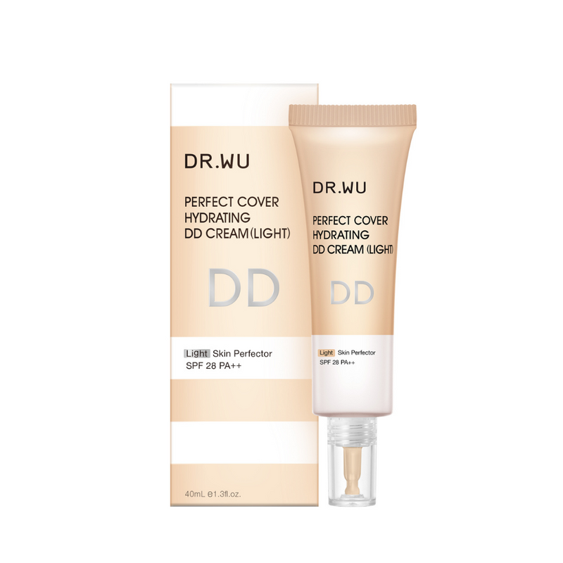 DR.WU PERFECT COVER HYDRATING DD CREAM (LIGHT) SPF28 40ML