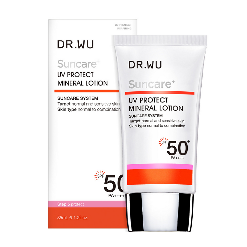 DR.WU UV Protect Mineral Lotion SPF50+ PA++++