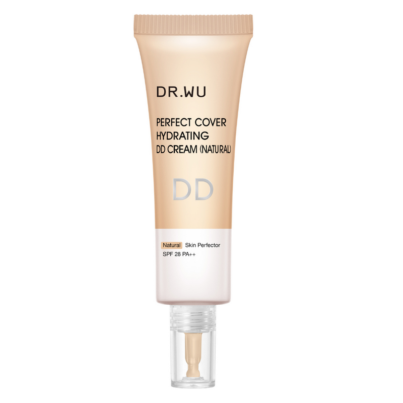 DR.WU PERFECT COVER HYDRATING DD CREAM (NATURAL) SPF28 40ML