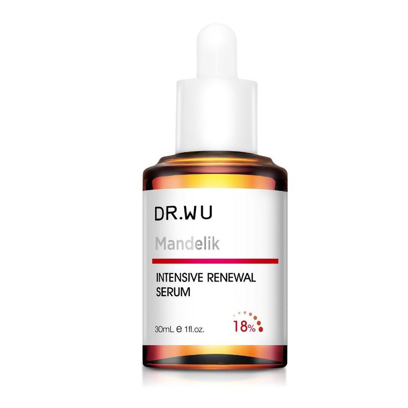 Intensive Renewal Serum with Mandelic Acid 18% 30ml