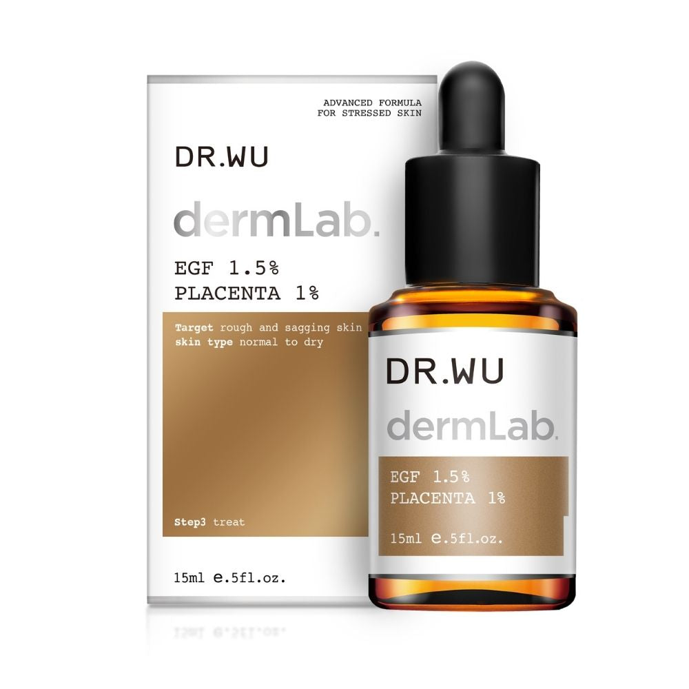 dermLab EGF 1.5% Placenta 1% 15ml