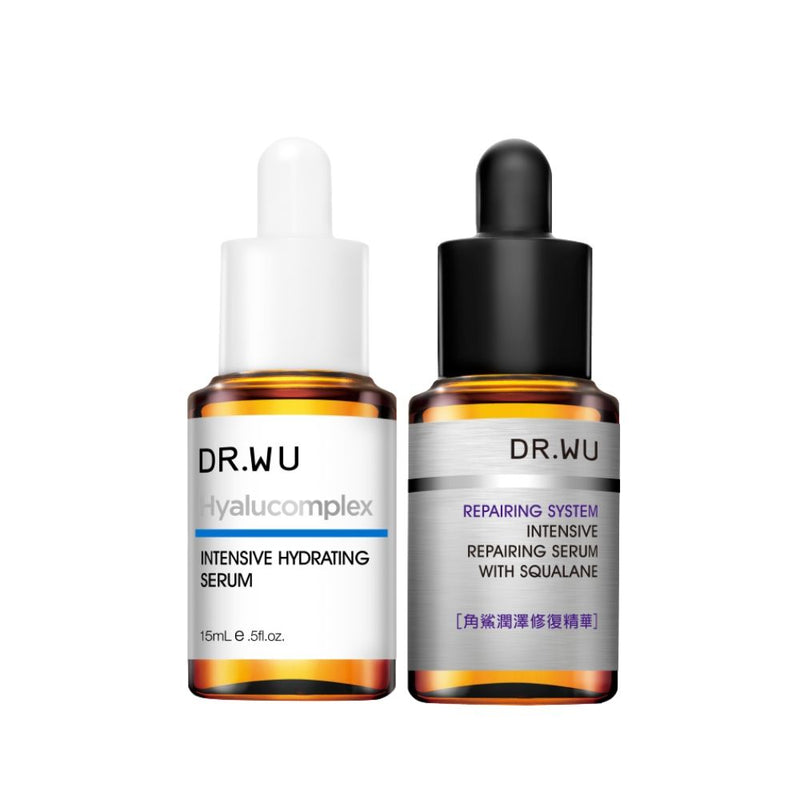 [Bundle] Intensive Hydrating and Repair for Mature Skin