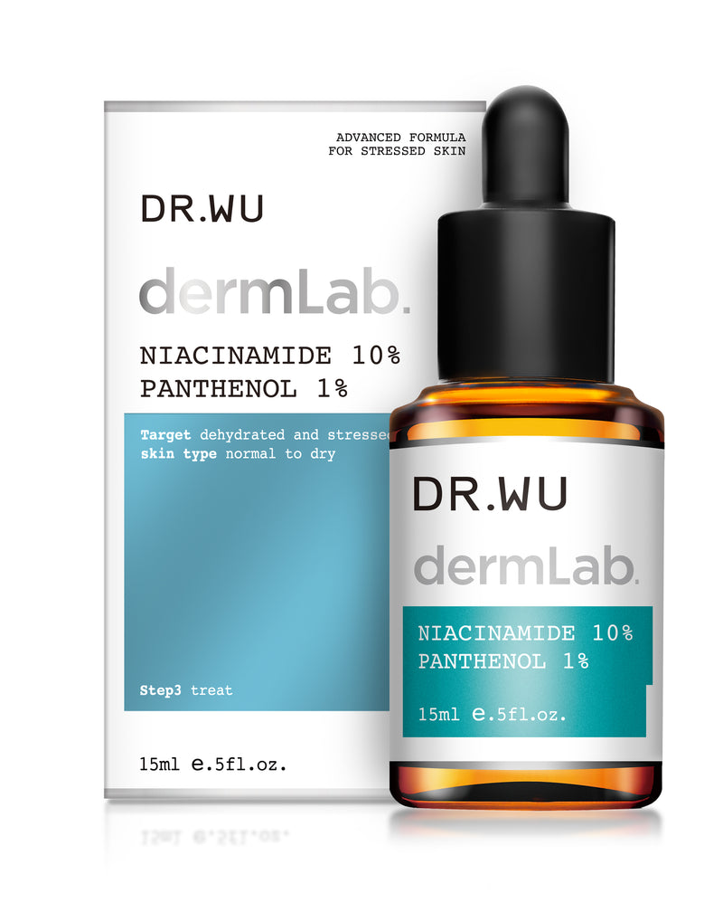 10% Niacinamide + 1% Panthenol 15ml