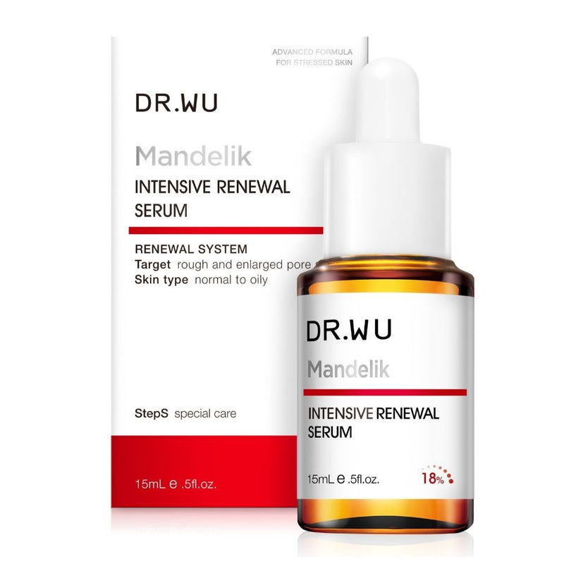Intensive Renewal Serum With Mandelic Acid 18% 15ml