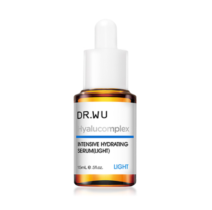 Intensive Hydrating Serum With Hyaluronic Acid (Light) 15ml (2020)