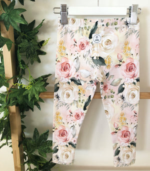 'Rose Garden' Leggings