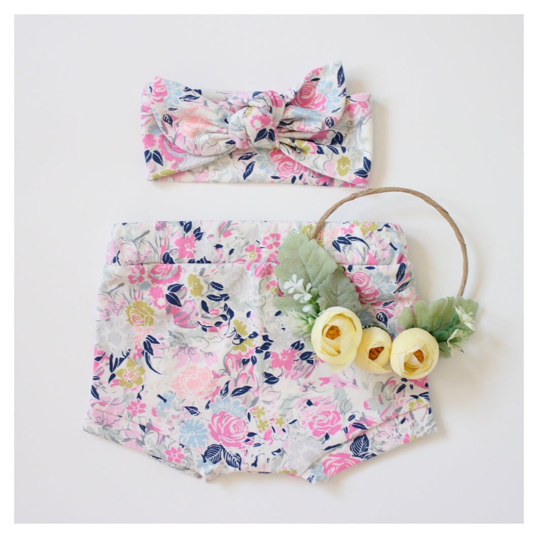 Spring Bouquet Shorties