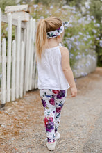 'Boysenberry' Leggings