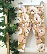'Mustard Bloom' Leggings