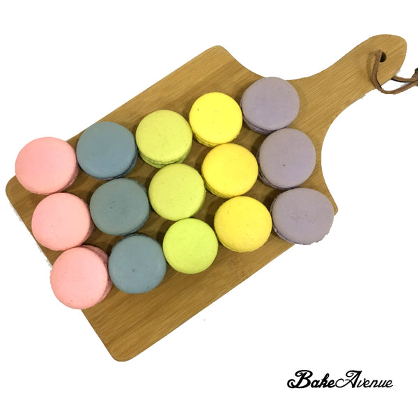Color Theme Macarons (Assorted)