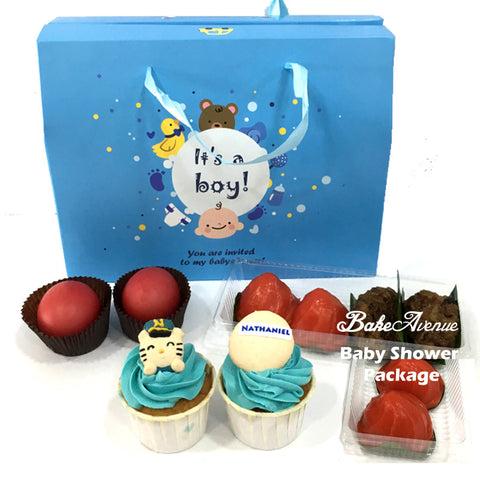 Baby Shower Package Premium Set B (Boy) - SG$16.80