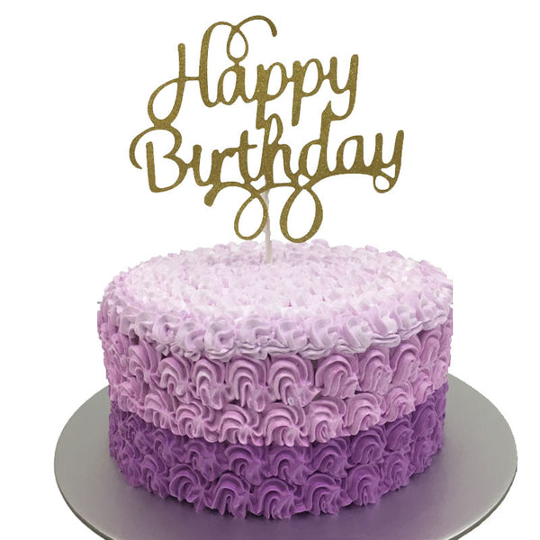 Ombre Cake (Various Colors)
