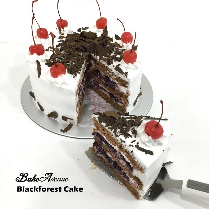 Black Forest Cake Baking Class