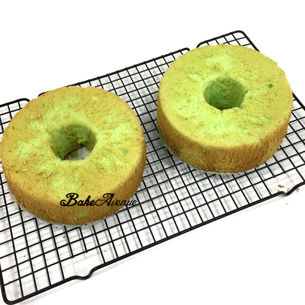 Corporate Orders - Singapore Flavored Chiffon Cakes (Pandan Cake)