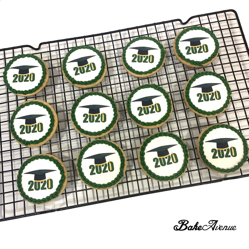 Corporate Orders - Graduation Cookies