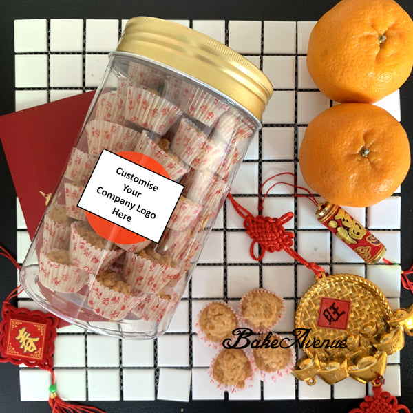 Corporate Orders - CNY Goodies with your company logo