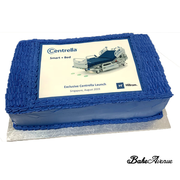 Corporate Orders - Cake (Rectangle) - Product Launch