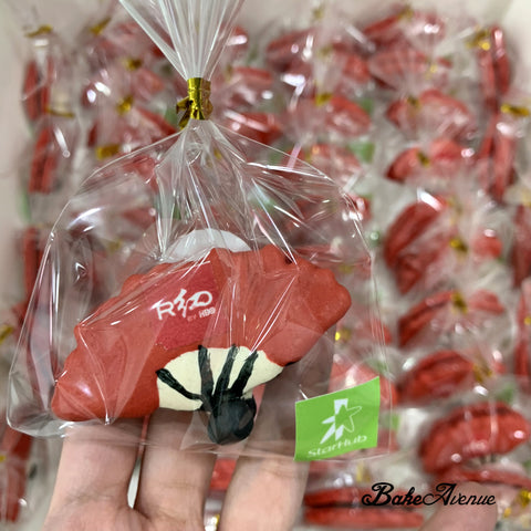 Corporate Orders - Customised Macarons - Festival (CNY, Oriental Fan)