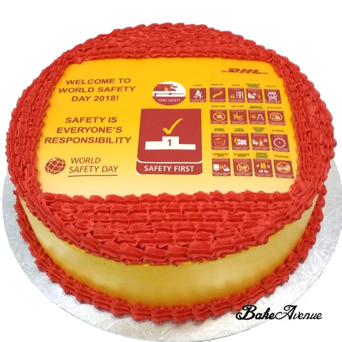 Corporate Orders - Cake (Round) - Company Event