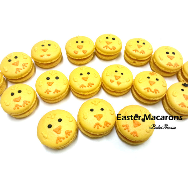 Easter (Design 2) Macarons