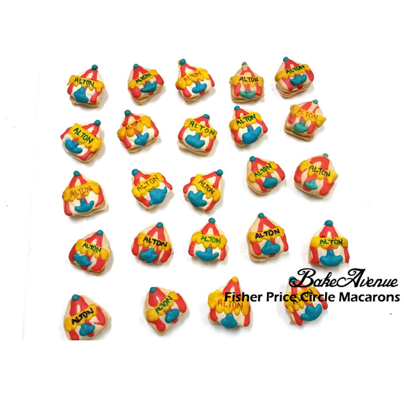 Fisher Price Circle Macarons