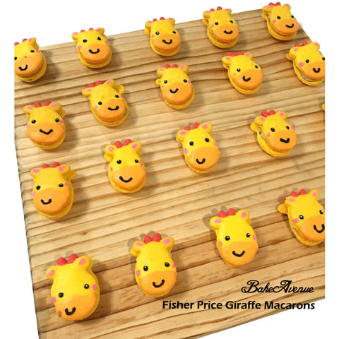 Fisher Price Giraffe Macarons
