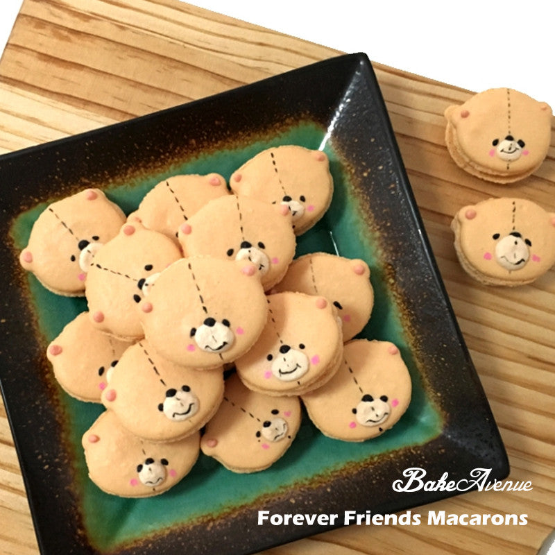 Forever Friends Macarons