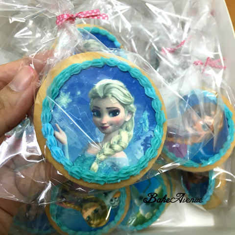 Frozen Cookies