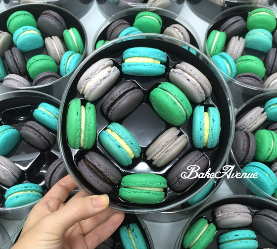 Corporate Macarons