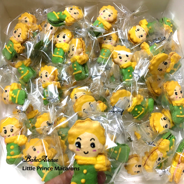 Little Prince Macarons